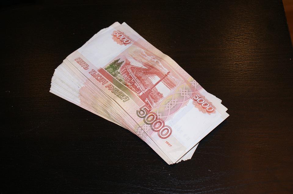 bankovky ruské